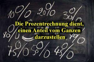 Prozentsatz